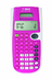 texas instruments multiview scientific calculator pink