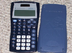 texas instruments solar scientific calculator lines