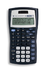 texas instruments scientific calculator black two-line