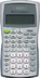 texas instruments scientific calculator line battery