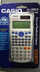 casio plus-we scientific calculator