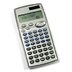 ativa scientific calculator dual powered silver