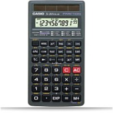 Buy FX260 Solar Scientific Calculator