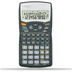 Buy Sharp EL531WHBK Scientific Calculator