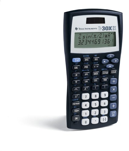how to clear a ti-30x iis