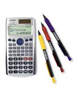 Advanced Scientific Calculator With 2LINE