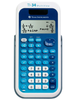 TI34 Multi View Scientific Calculator